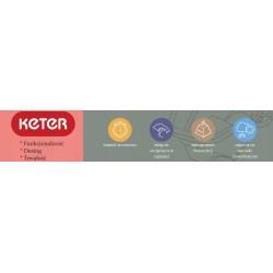 Szklanki żaroodporne CAFE LATTE 400ml, 2szt. - Termisil