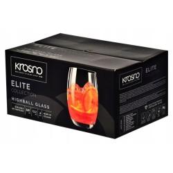 Kieliszki EPICURE do szampana 180ml - Krosno