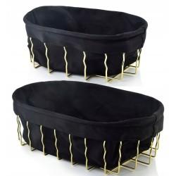 Regał INFINITY AŻUR 4 szuflady, biało-szary - Curver